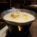 高田豆腐店 - 豆乳ゆば湯どうふ