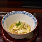 鳥田中 - 2020.10 京都海老芋 渡り蟹餡掛け
