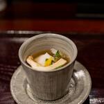 鳥田中 - 2020.10 愛媛クエと岩手松茸の酒蒸し