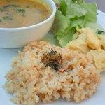 M Cafe de Chaya - モーニングミソスープセット