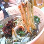 吉臨屋 - とうもろこし麺