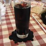 スローフード・カフェ  メリーさんのひつじ - アイスコーヒー