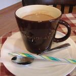 スローフード・カフェ  メリーさんのひつじ - ココア