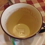 スローフード・カフェ  メリーさんのひつじ - カップの中