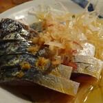赤垣屋 - これ以上の美味いシメサバは今後も現れないでしょう