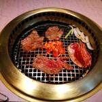 焼肉 徳寿 - 焼きます。