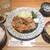魚に鍋に炭火焼 いちかわ藤 - 料理写真:米沢豚の生姜焼き定食¥880-