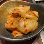 Namusan - ミニキムチ(白菜)(¥300)