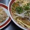 Kaen - 料理写真:やきめしラーメンセット。