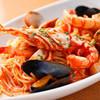 バルベーラ - 料理写真:スパゲッティ・アッラ・ペスカトーレ