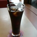 エヌプラスカフェ - アイスコーヒー