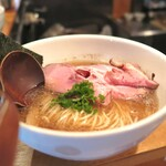 中華蕎麦 蘭鋳 - 料理写真: