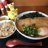 さぬきうどんのたぬき - 料理写真:明日香美人かやくごはんセット 800円(税込)
