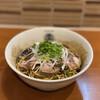 らぁ麺すぐる - 料理写真:[限定]豚骨マー油まぜそば 900円