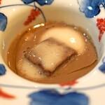 トゥ・ラ・ジョア - 和牛と木ノ子の食べるスープ