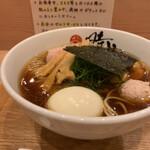 139118595 - 中華蕎麦 ¥880                         特製 ¥300