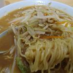 8番らーめん麺座 - 味噌野菜めん