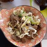 猪肉・鹿肉 梅本商店 - おつまみ 鹿肉