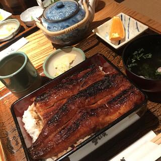 うなぎ なか勝 - 料理写真: