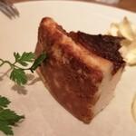 goodspoon - チーズケーキは後ろ姿も大切