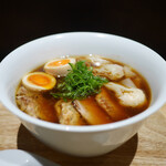 らぁ麺や 嶋 - 料理写真:特製醤油らぁ麺