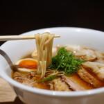 らぁ麺や 嶋 - 自家製麺