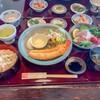 あわびめし栄楽 - 料理写真:栄楽コース