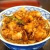 光村 - 料理写真: かき揚丼