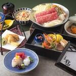 日本料理 しゃぶしゃぶ 鉄板焼 有馬 - 2020.12-2会席ランチ『楓』