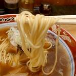 支那ソバ 玉龍 - 麺リフト