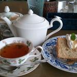 JANE - 屋久島紅茶シフォンと紅茶
