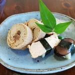みつ蔵 - そば寿司