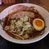 麺喰い メン太ジスタ - 料理写真:中華そば(690円、斜め上から)