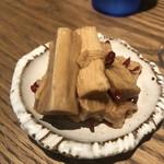 蔵家 SAKELABO - 長芋スタミナ醤油漬け