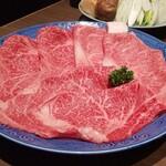 福寿館 - すき焼き肉