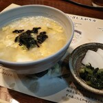 土佐料理 司 - クエ鍋雑炊