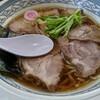 手打ち工房 凌駕 - 料理写真:手打ちチャーシュー麺 醤油