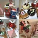 マ・メール アンジュ - アンジュのケーキ達02