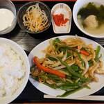 中華料理 福満亭 -