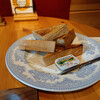砂時計 - 料理写真:朝のトーストセット~☆