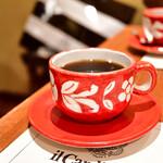 イル カルディナーレ - 【ランチセットA@1,800円】ホットコーヒー