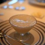 ル ジャルダン グルマン - とうもろこしの冷たいスープ