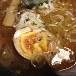 春馬 - 塩つけ麺
