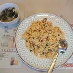 東華楼 - 炒飯 770円