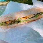 クラフト サンドウィッチ - セラノアールグレイ