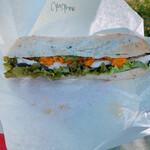 クラフト サンドウィッチ - チキンピスタチオ