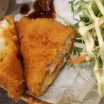 九州の地魚料理 侍 - ささみチーズかつ!