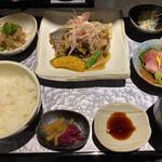 Dining松幸 - 焼き魚御膳