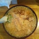 13916493 - チャーシュー麺大油