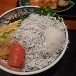 13916885 - シラス丼